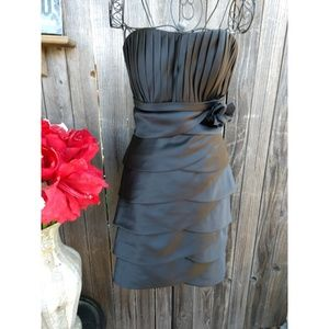 Black cocktail dress size 9/10
